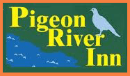 Pigeon River Inn, logo